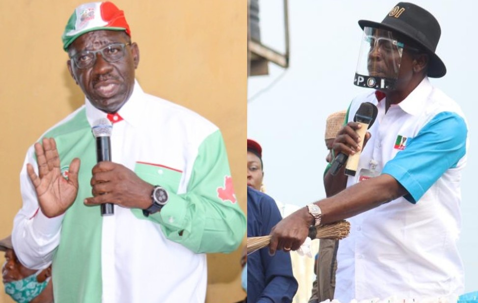 Odds against Obaseki, and why he could win
