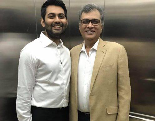 Samir and Arjun Udani