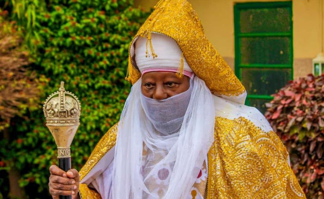 The late Emir of Zazzau in Kaduna State, Shehu Idris.