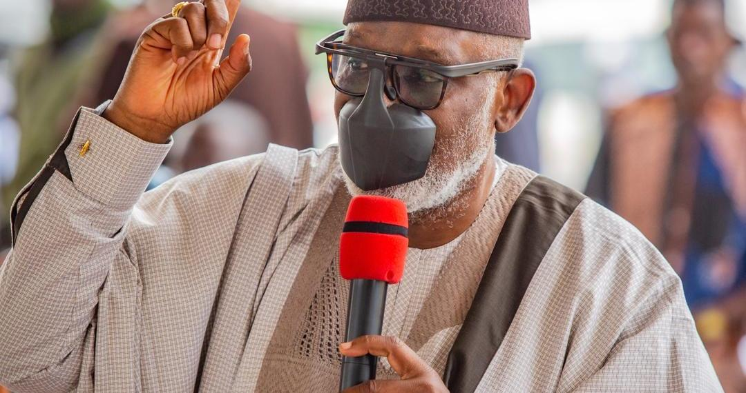 Insecurity: Akeredolu threatens to sanction traditional rulers