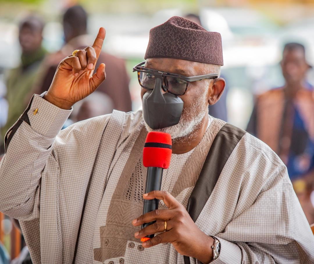 Governor Rotimi Akeredolu of Ondo State [PHOTO CREDIT: official Facebook page of Rotimi Akeredolu]