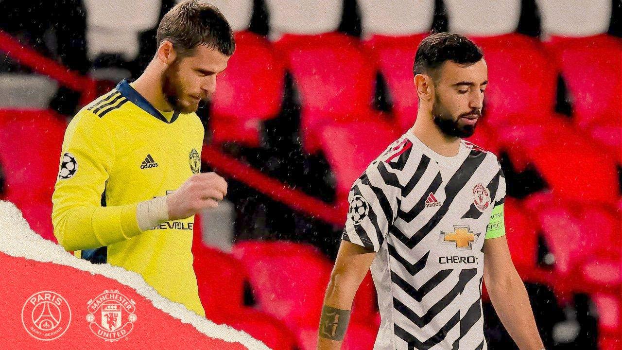 Manchester United vs PSG match
