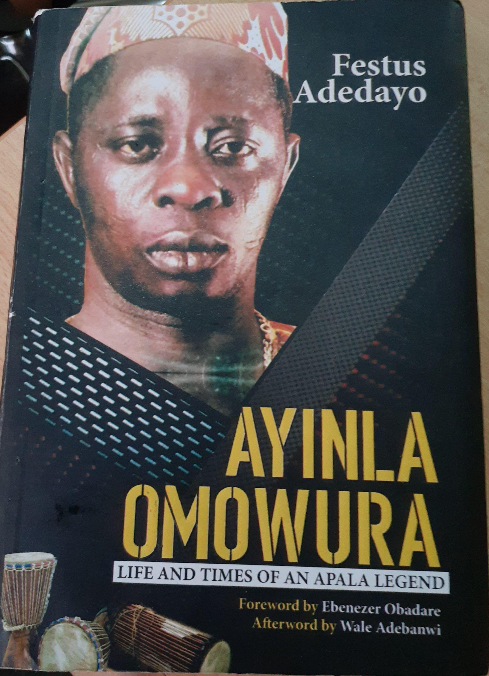 AYINLA BOOK COVER