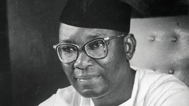Late Dr. Nnamdi Azikiwe [Photo Credit: BBC]