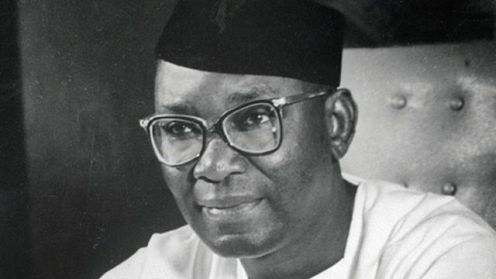 Late Dr. Nnamdi Azikiwe [Photo Credit: BBC]