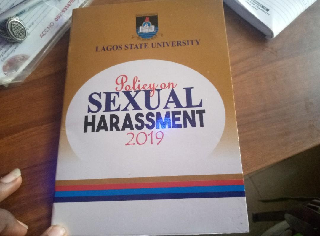 LASU student handbook