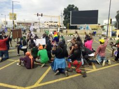 #EndSars: Protesters
