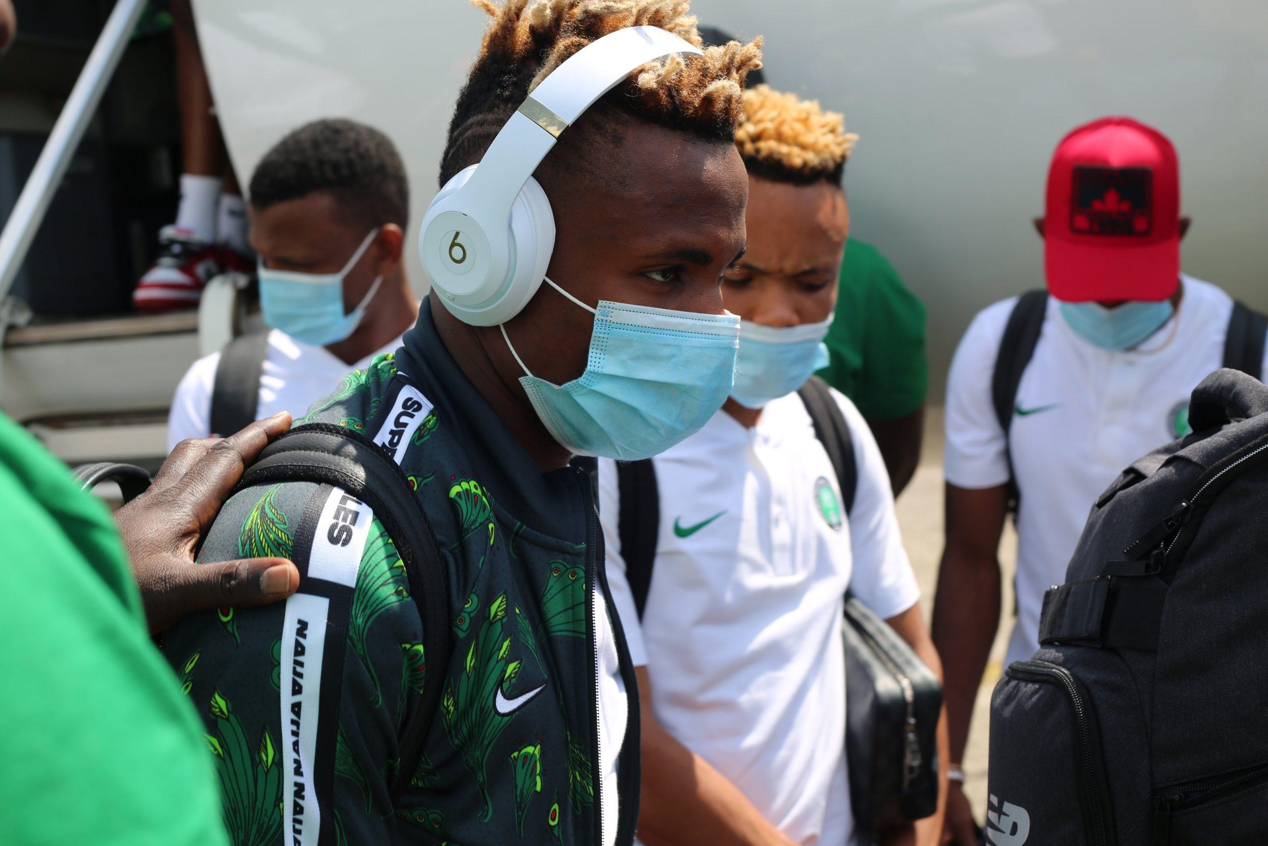 Eagles leaving for Sierra Leone