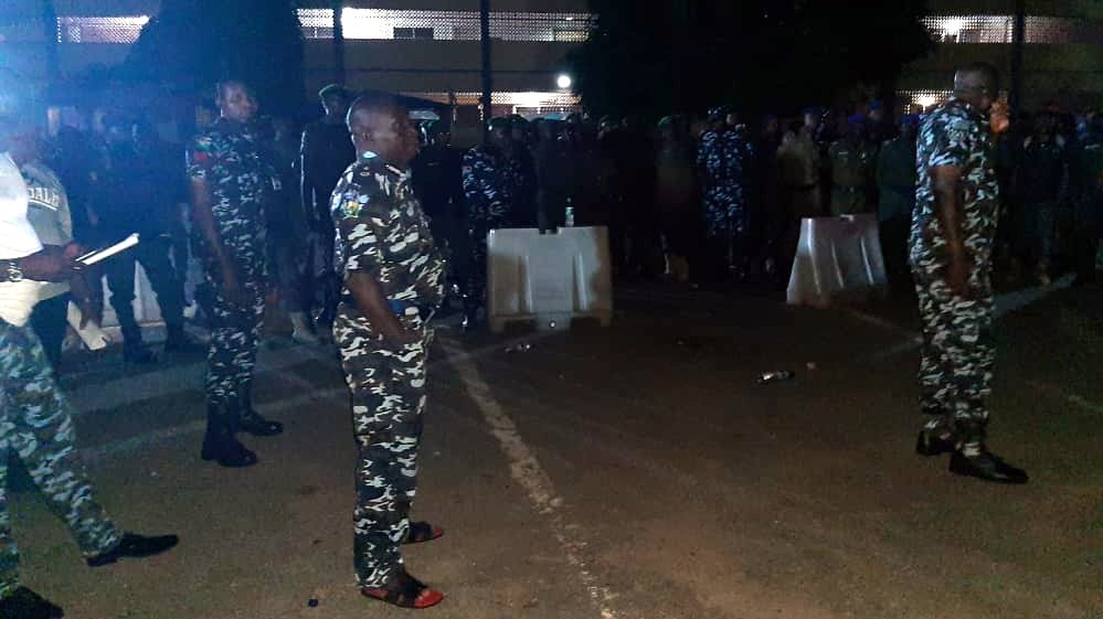 Lagos Command withdraws police from individuals, prepare them for protest