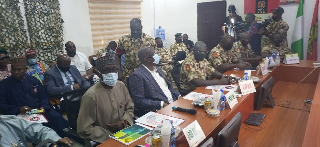 MInister, NNPC chief meet Buratai on resumption of exploration activities in Chad Basin