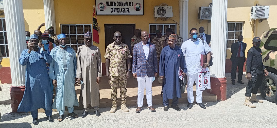 Petroleum minister, NNPC GMD meet army chief on resumption of exploration activities in Chad Basin