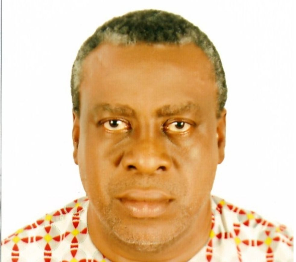 The president of the Yam Farmers Association of Nigeria, Simon Irtwange
