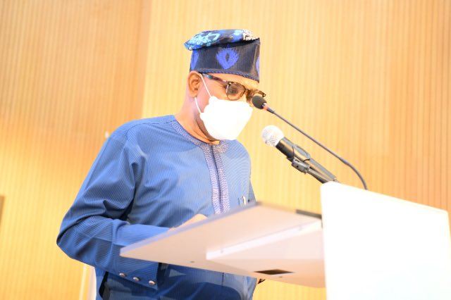 Minister of State for Health, Olorunnimbe Mamora [PHOTO CREDIT: @NgComCommission]
