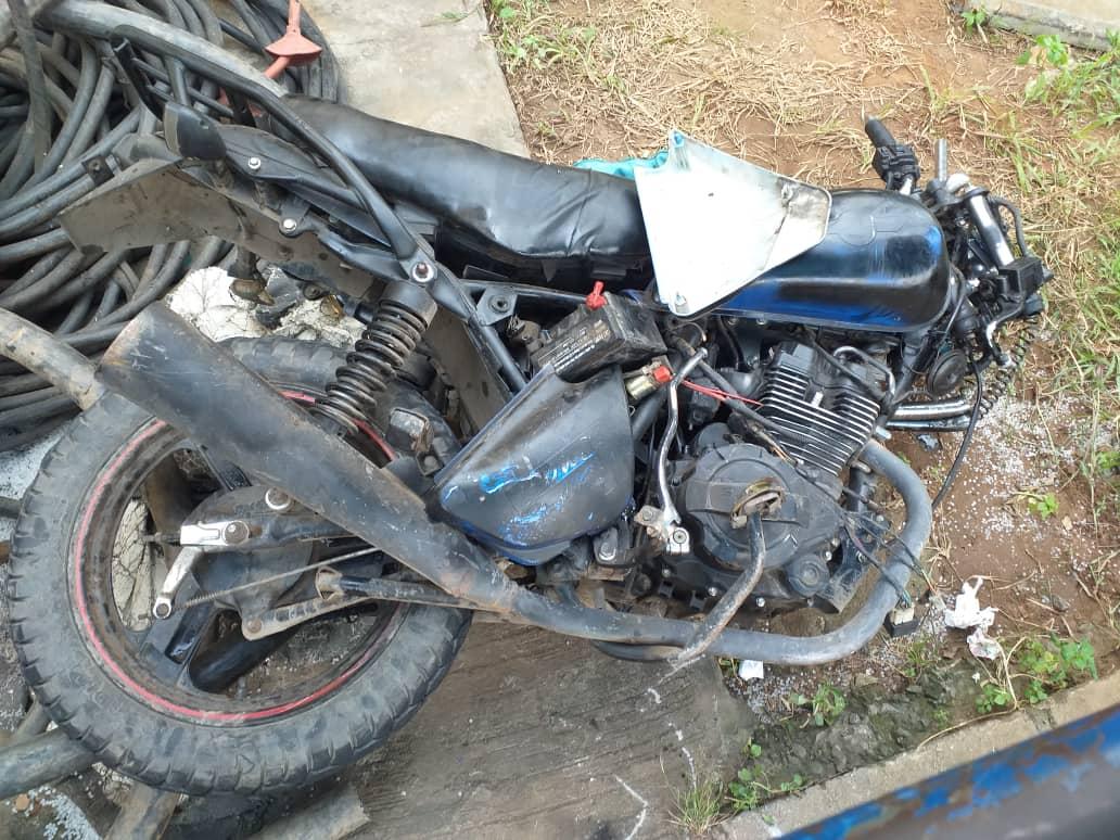 Suspected armed robbers terrorising Ikeja, Ojodu, Berger and Agindingbi area