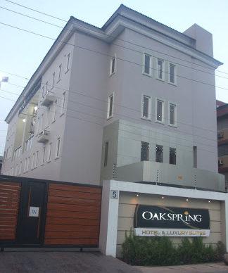 Oakspring Hotel Luxury Suites, Lagos