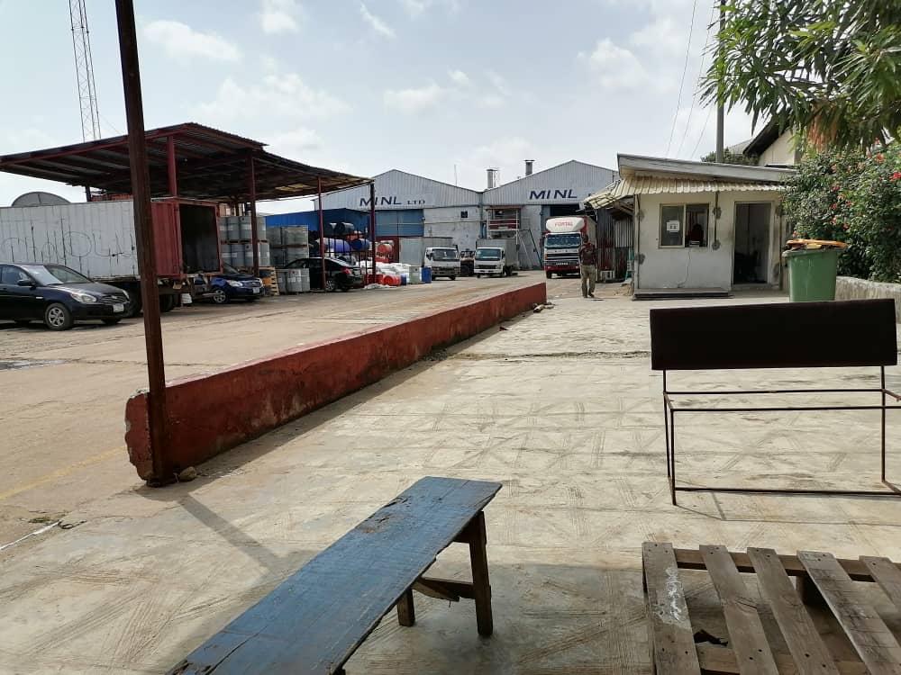 MINL Lagos office