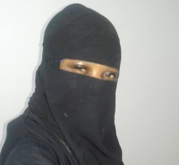 Taiwo, while she was in Saudi Arabia