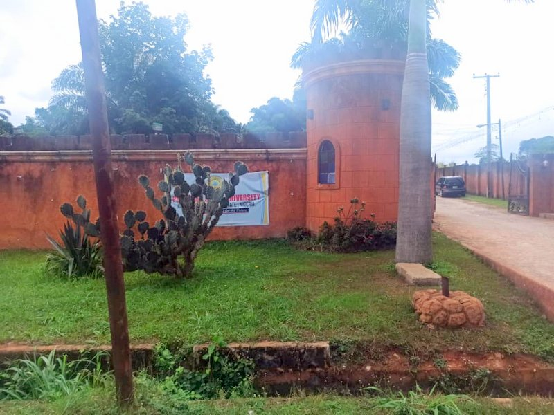 Welcome to Ned's home in Idumuje-Ugboko