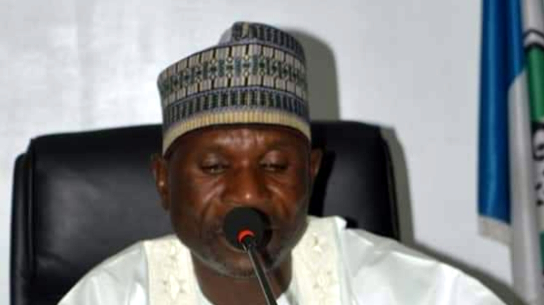 NAPTIP board chairman, Abubakar Gotomo, pulled his weight behind the newly appointed director-general, Imaan Sulaiman-Ibrahim