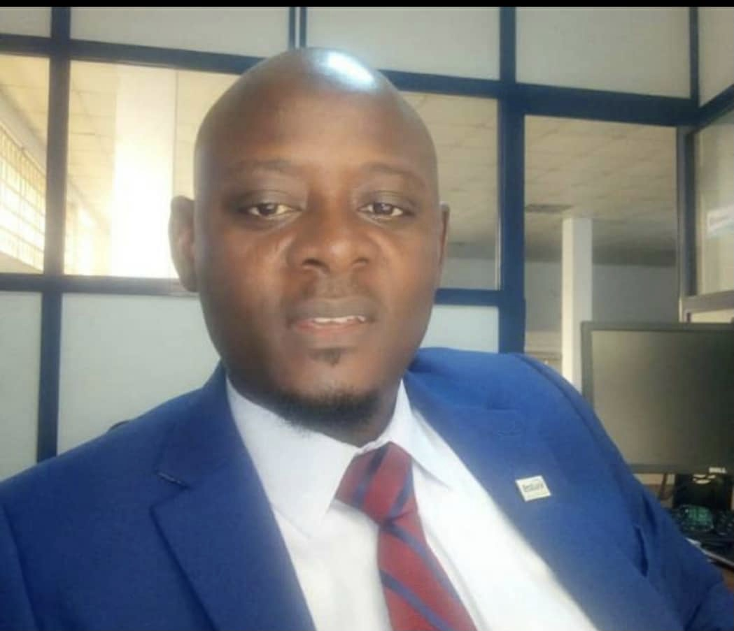 Mr Olumide Balogun, a senior banker