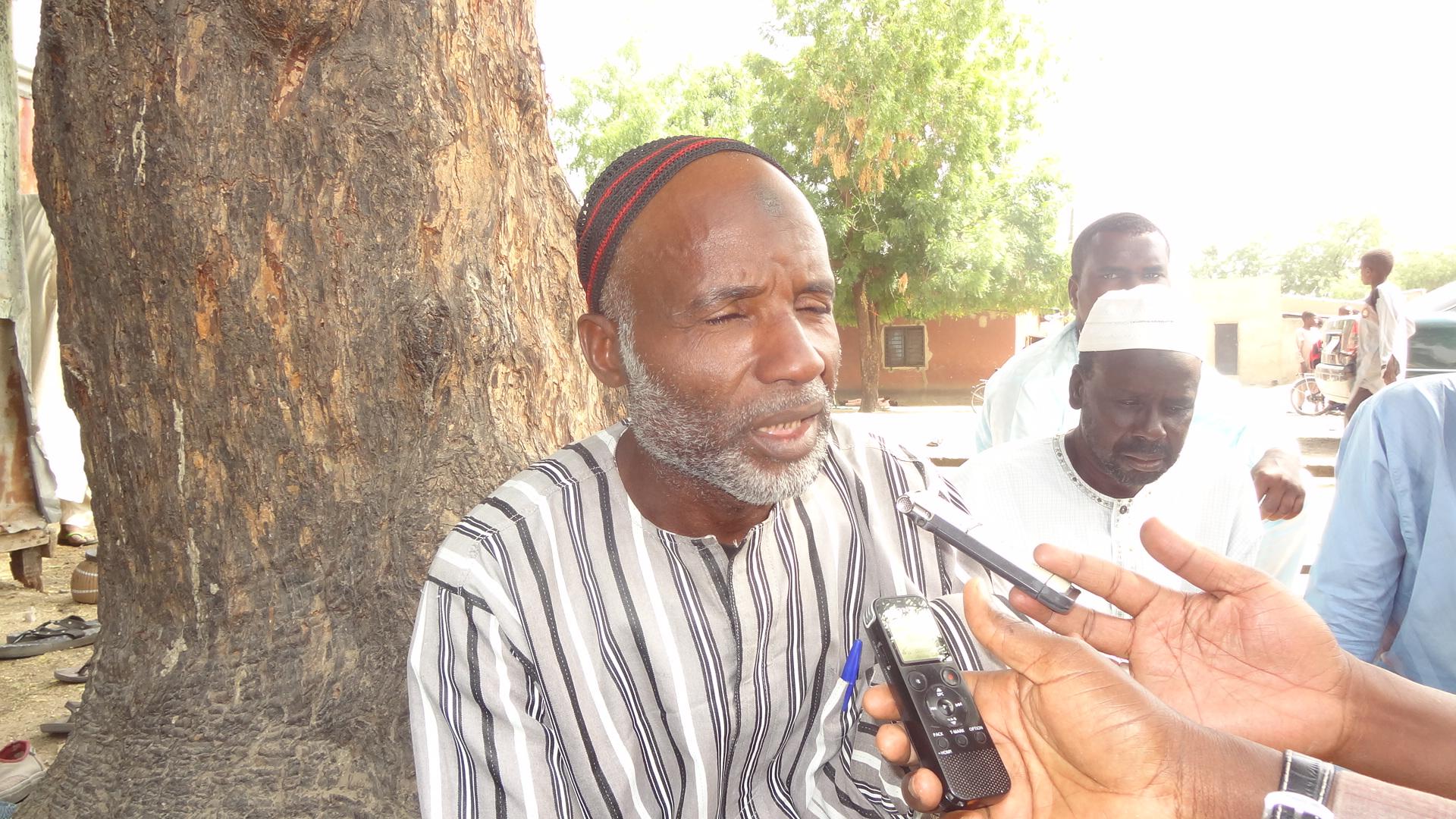 Parents of children killed in Maiduguri multiple bombings