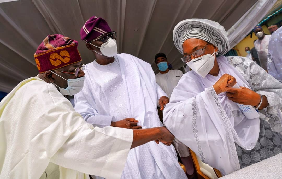 Insecurity: Tinubu calls for peace