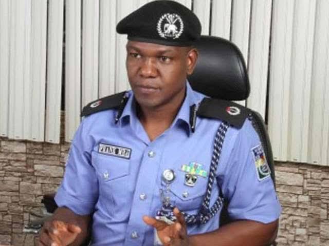 Frank Mba, Police spokesperson