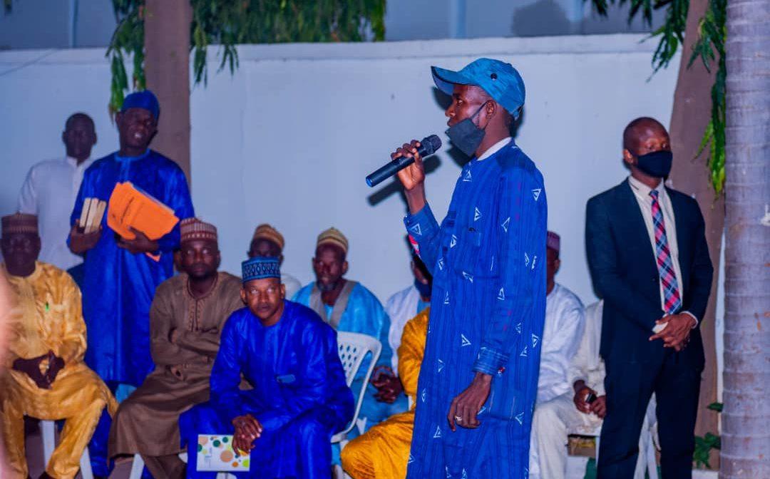 Repentant bandit leader Ahmadu Katare, narrate ordeals at event on Monday at Zamfara Government House