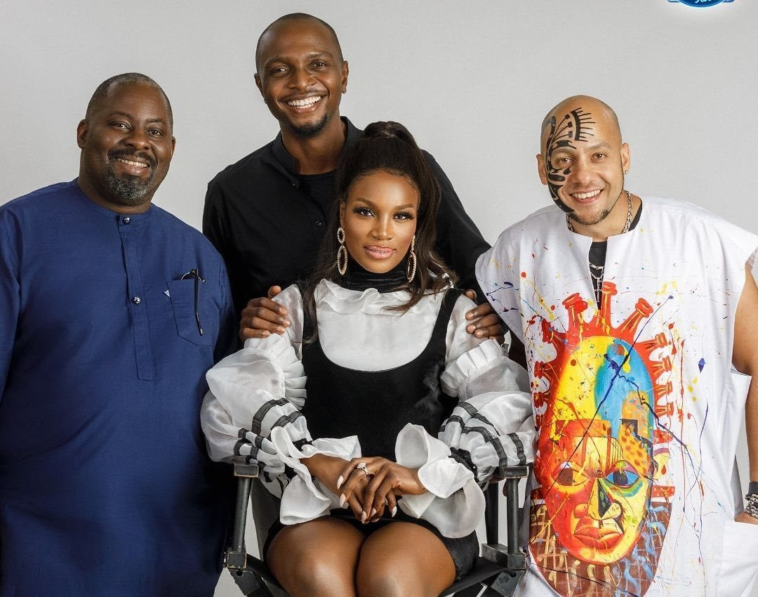 Image result for pHOTO OF Nigerian idols