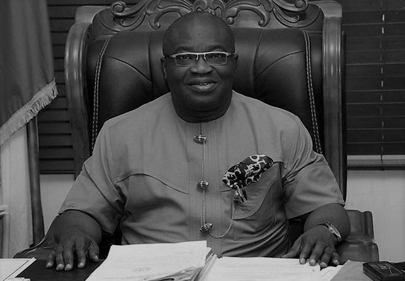 Governor Okezie Ikpeazu of Abia State [PHOTO CREDIT: okezievictorikpeazu.com]