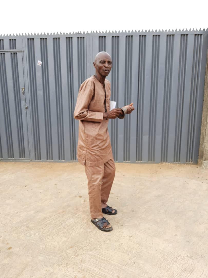 Evangelist Ismail Badmus