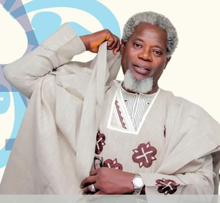 Veteran Nollywood actor, Victor Olaotan