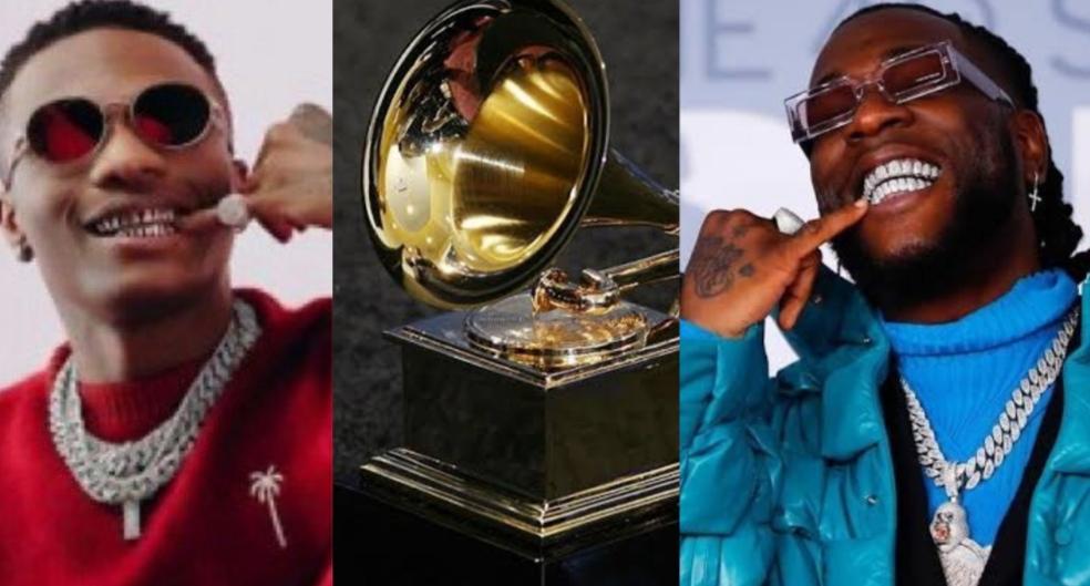 Updated: Burna Boy, Wizkid win Grammy Awards (full list of winners)