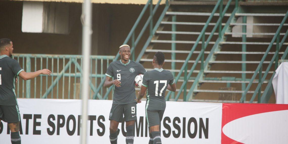 Nigeria v Lesotho LIVE UPDATES: Super Eagles eye grand finish in Lagos