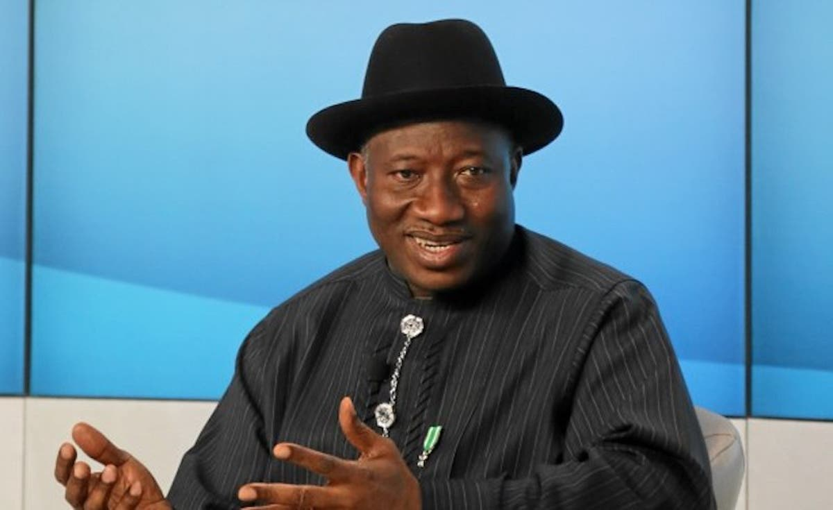 Ex-President Jonathan says he won't use political power to punish people