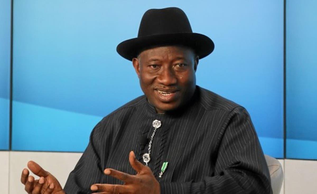 Former Nigerian president, Goodluck Ebele Jonathan