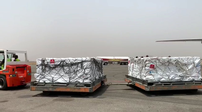 Nigeria taking delivery of nearly four million doses of the Oxford-AstraZeneca COVID-19 vaccine