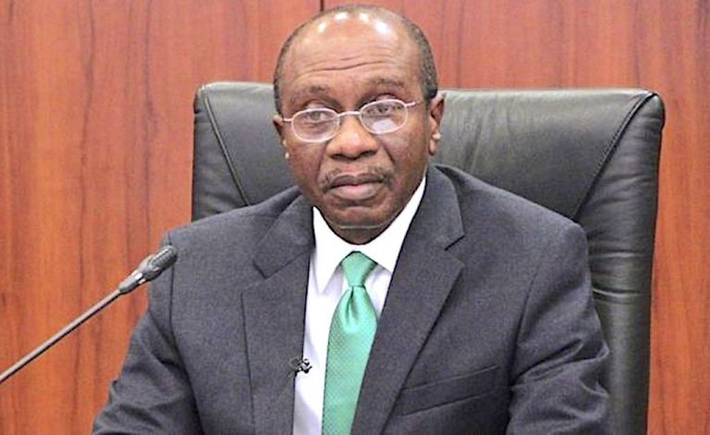 Godwin Emefiele, governor of Central Bank of Nigeria (CBN) leading the response to the country's dollar shortage.