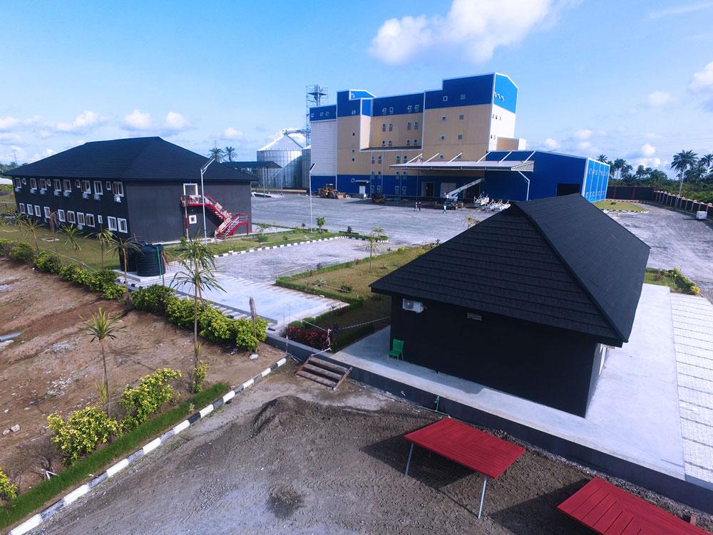 Kings Flour Mill factory