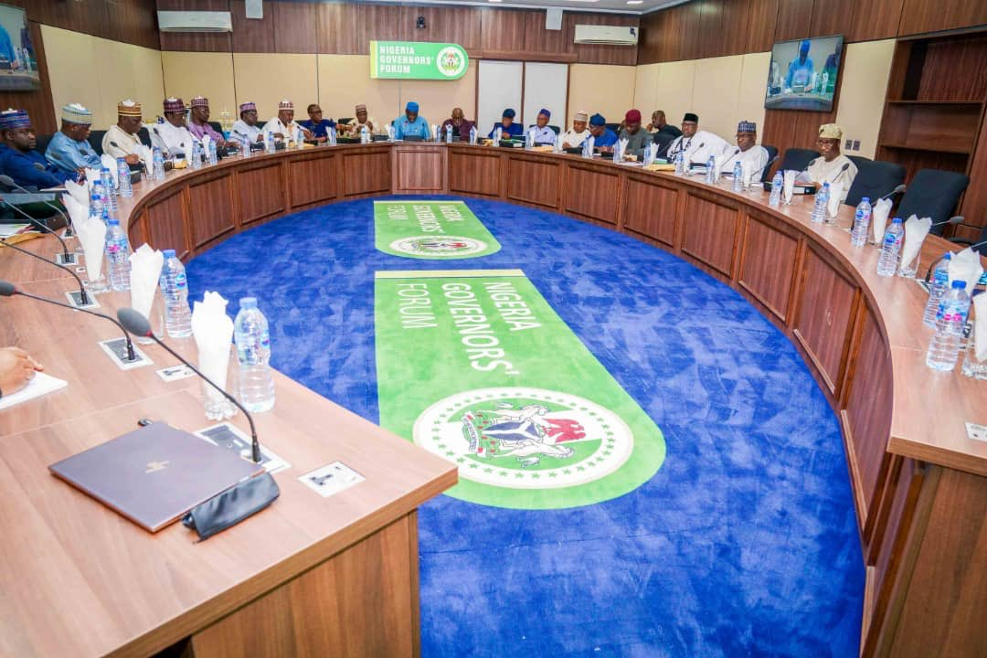 Nigerian Governors Forum (NGF)