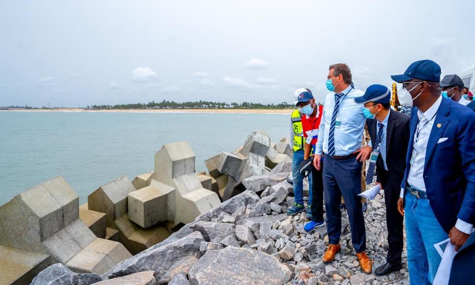 Lekki deep seaport begins operations in 2023 - Investor | Premium Times  Nigeria
