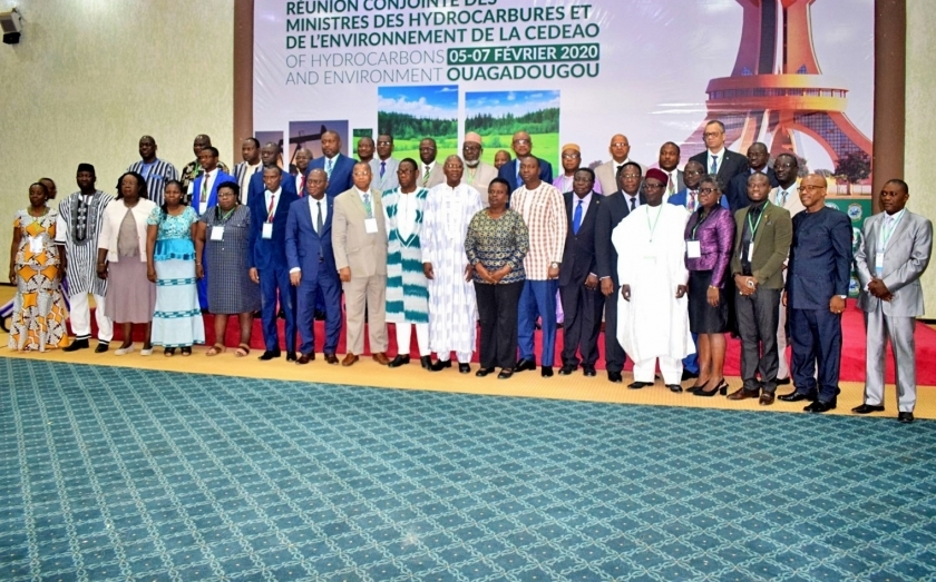 ECOWAS environment ministers met in Ouagadougou, Burkina Faso, to discuss how to stop the sale of sulphur-laden fuels in the region. Credit: UNEP