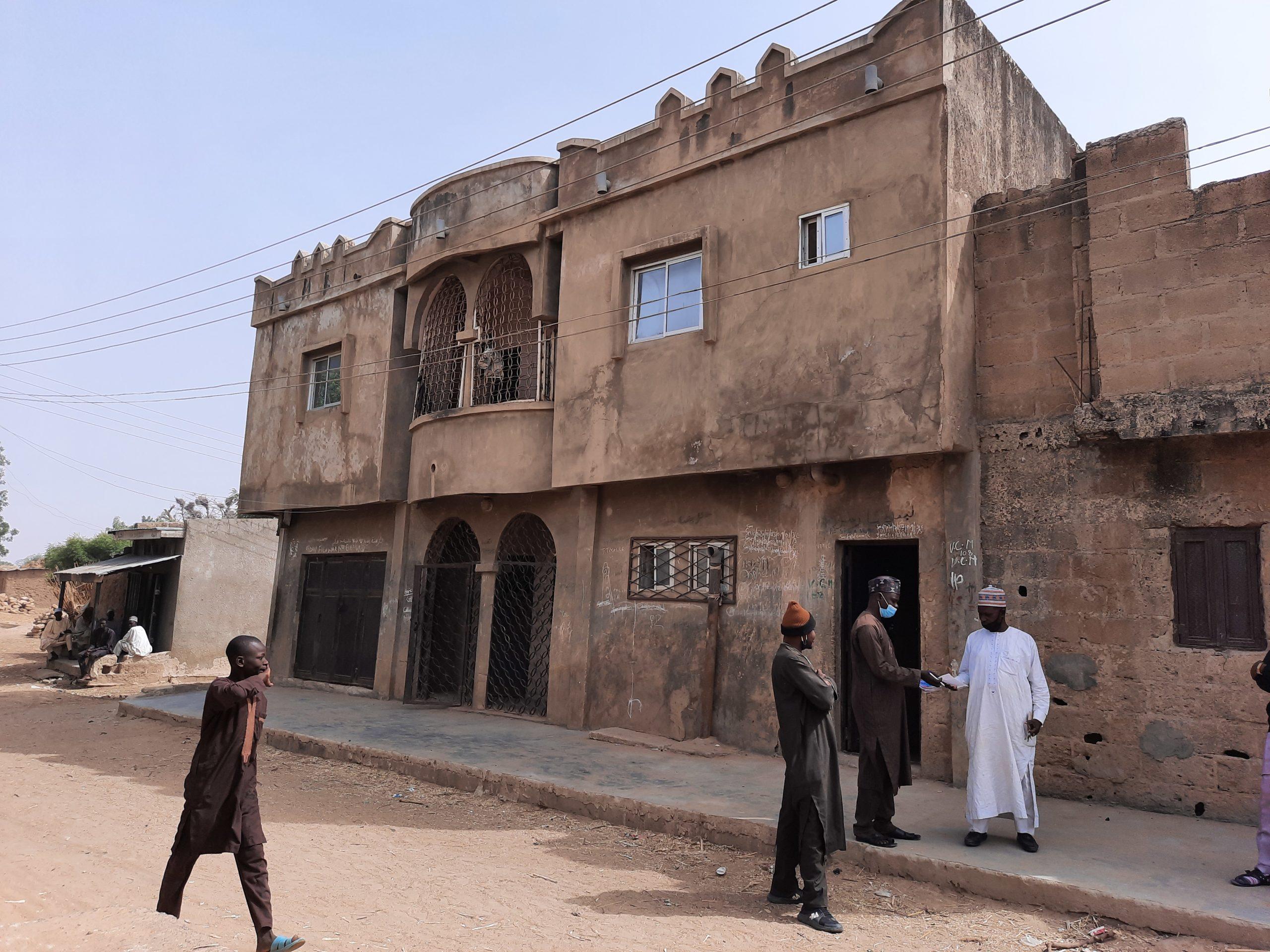 The Abdulkadir's residence