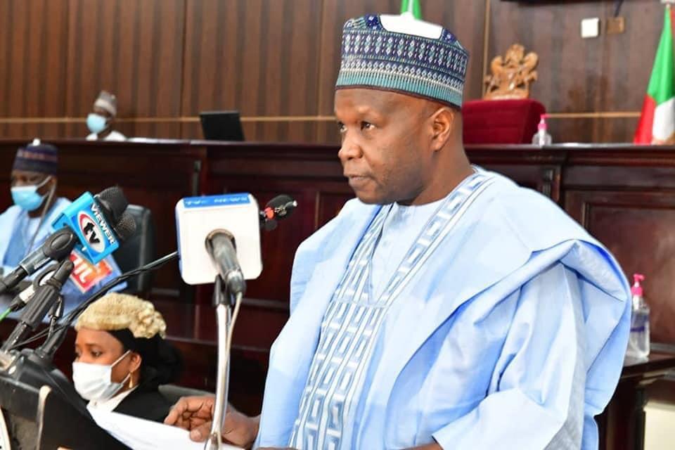 Governor Muhammed Inuwa Yahaya [Photo: @InuwaMedia]