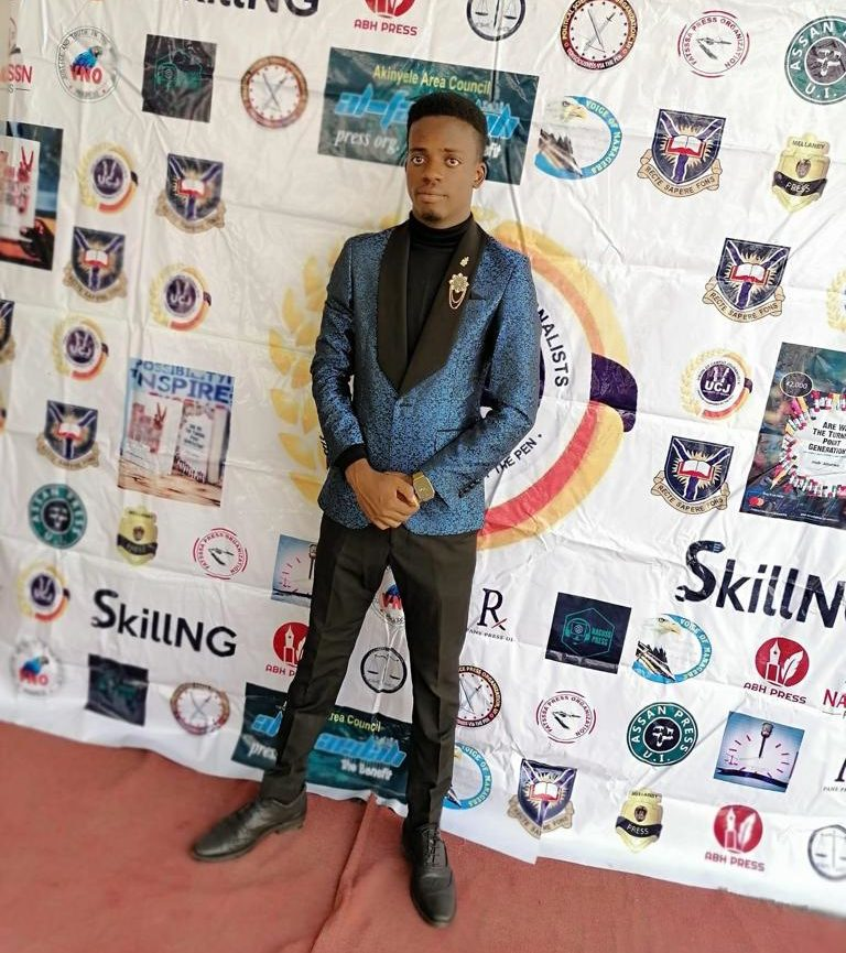 Martins at JCI Best Fifteen Personality Award