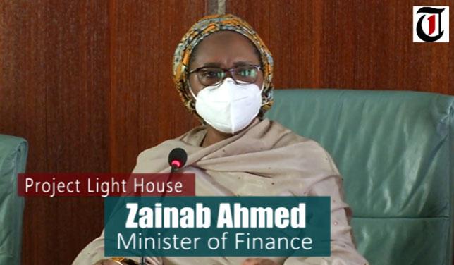 Zainab Ahmed - minister of Finance