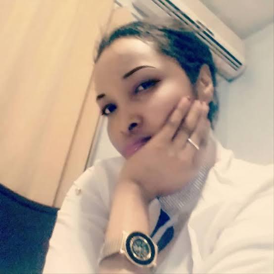 Ummi Ibrahim, aka Ummi Zeezee [PHOTO CREDIT: @ummizeezee]