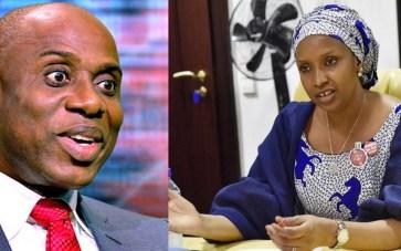 NPA: Suspension of Hadiza Usman disappointing-Fmr Liberian President  Sirleef - Iya Kao