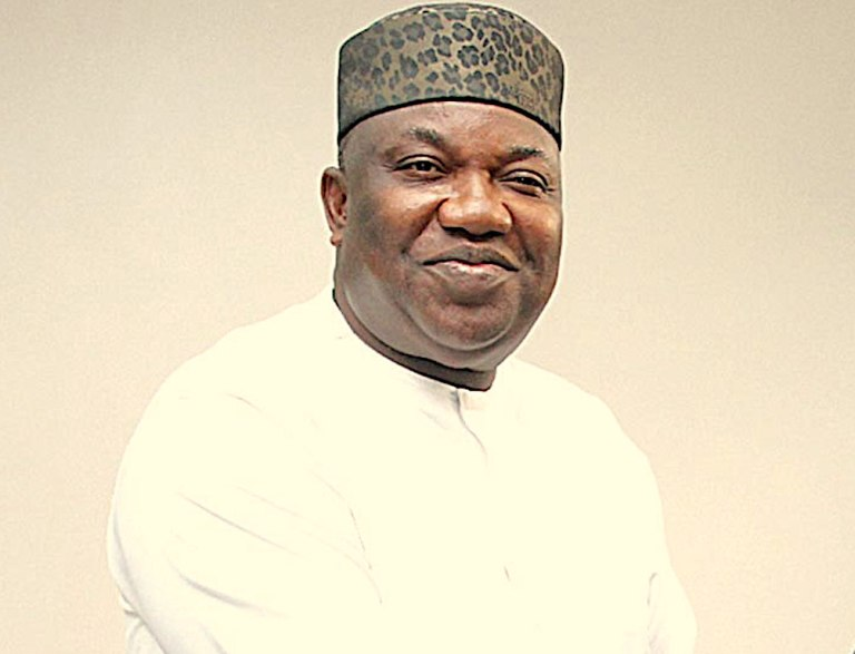 Governor Ifeanyi Ugwuanyi