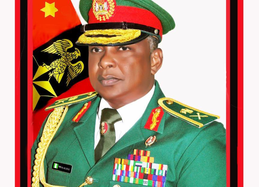 Major General AM Aliyu